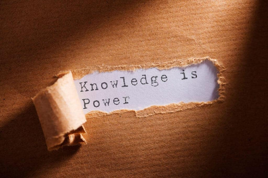 ידע זה כוח