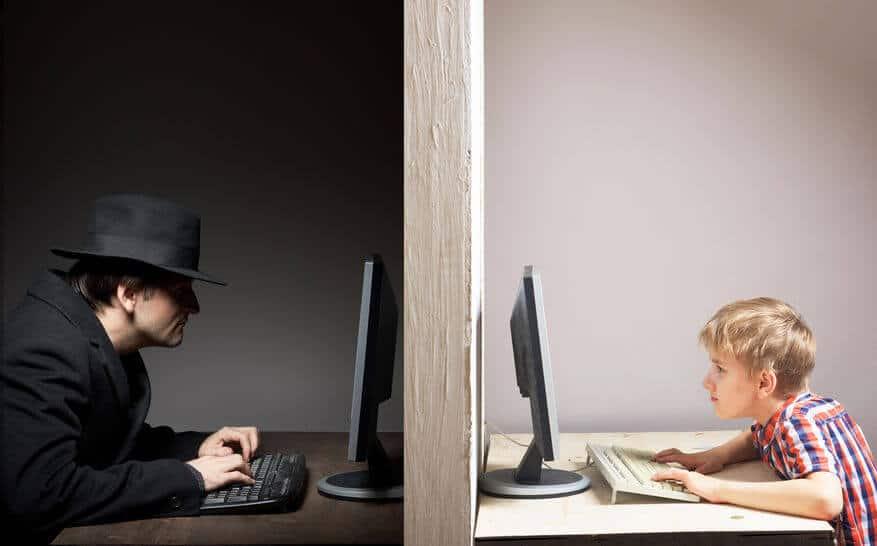 הטרדה מינית ברשת, עבירות מין ברשת